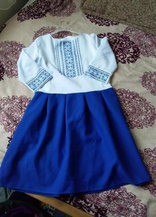 Нове вишите плаття вишиванка