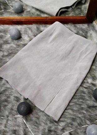 Sale юбка из эко замши