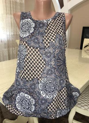 Бомбезна майка/ топ/ блуза/ рубашка 🌺от atmosphere 🌺