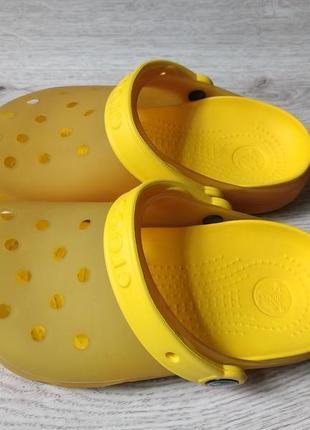 Крокси crocs 32-33 розмір 21,5 см