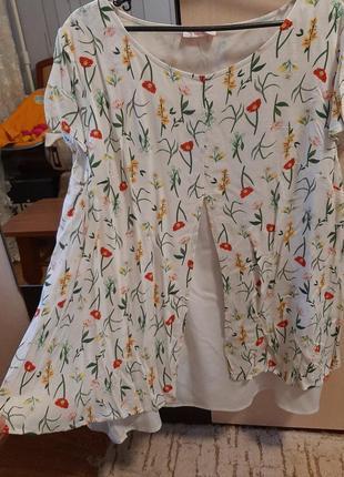 Блузка доя беременных