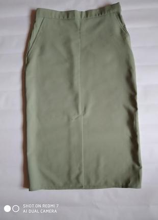 Жіноча юбка длина и спідниця карандаш розмір-36