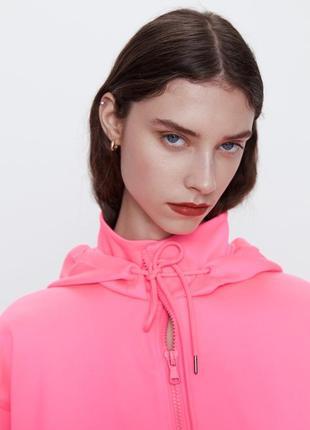 Курточка спортивная куртка zara5 фото
