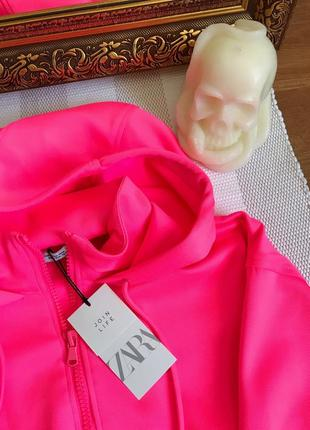 Курточка спортивная куртка zara8 фото