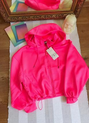 Курточка спортивная куртка zara9 фото