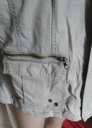 Демисезонная куртка 6393 фото