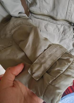 Демисезонная куртка 6394 фото