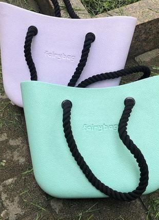 Модные сумки fairybag