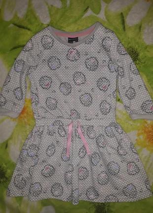 Платье для девочки george