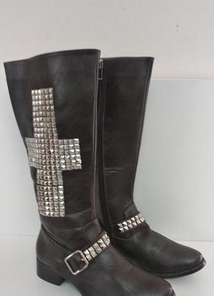 Ботинки женские francesco milano