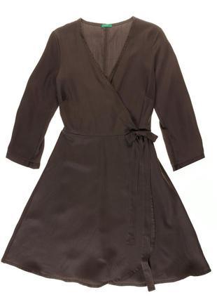 Платье новое benetton