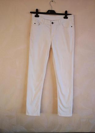 Летние белые штаны, джинсы up fashion