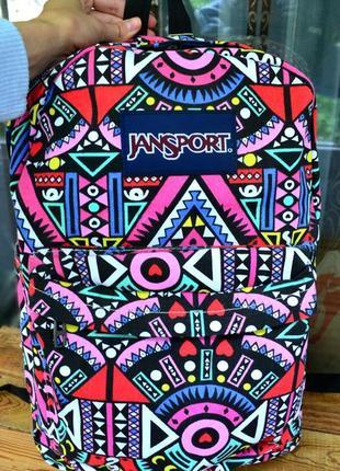 Рюкзак женский городской jansport