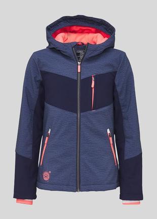 Подростковая куртка софтшелл для девочки c&a германия размер 158