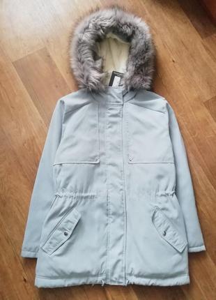 Стильная курточка, куртка, парка, пальто2 фото