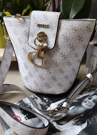 Кроссбоди сумка гесс guess оригинал новая коллекция сша