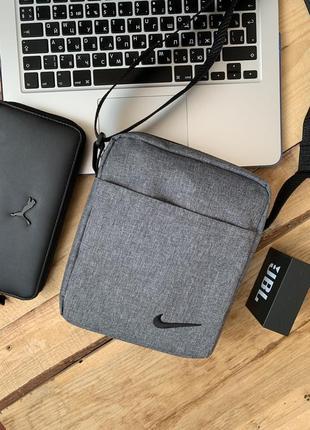 Новая стильная качественная сумка через плечо / барсетка / бананка