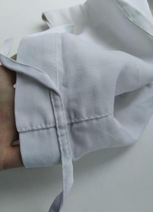 Медицинская шапка берет колпак униформа спецодежда шапочка белая3 фото