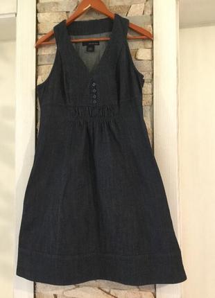 Стильное джинсовое платье от calvin klein.