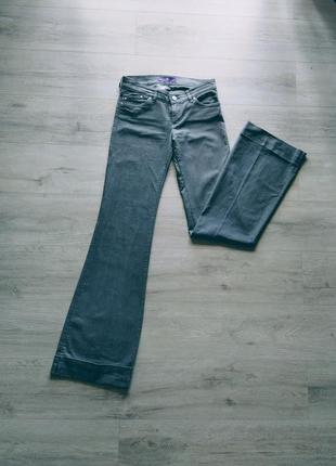 Преміум джинси кльош victoria beckham