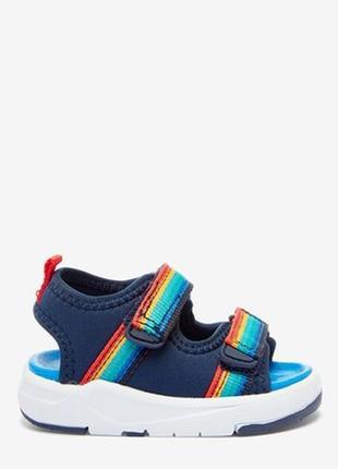 Детские босоножки сандали сандалии некст next оригинал