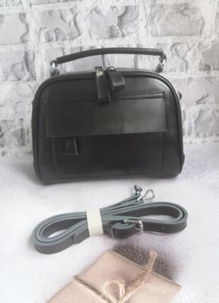 Жіноча шкіряна сумка кожаная женская сумка из натуральной кожи