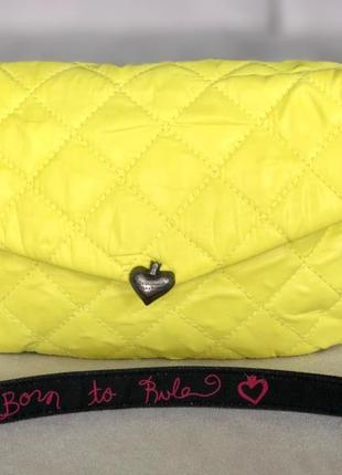 Стеганая сумка vera wang