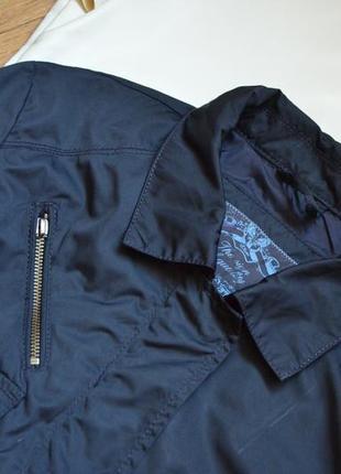 S.oliver куртка плащ ветровка демисезонная куртка с поясом оригинал стильная l2 фото