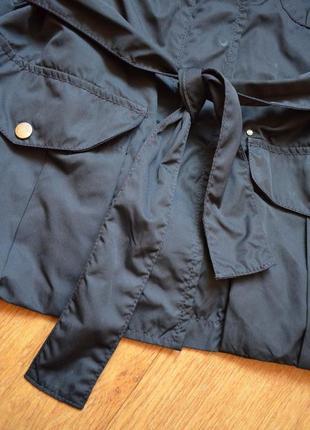 S.oliver куртка плащ ветровка демисезонная куртка с поясом оригинал стильная l5 фото