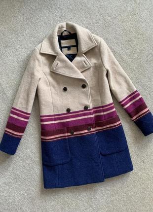 Элегантное стильное пальто с карманами 🌏