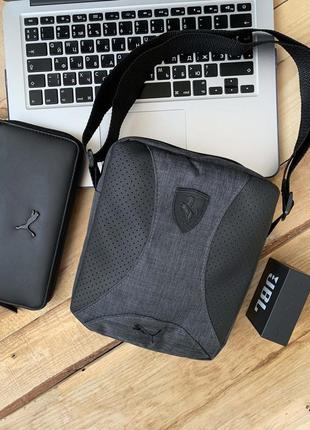 Новая стильная качественная сумка через плечо / клатч / бананка / кроссбоди