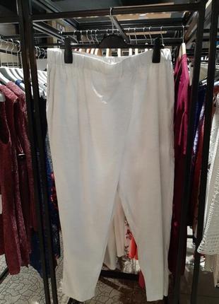 Легкие брюки с запахом cos