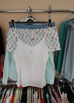 Пижама майка шорты women'secret
