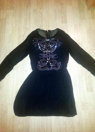 Платье zara s,m, l
