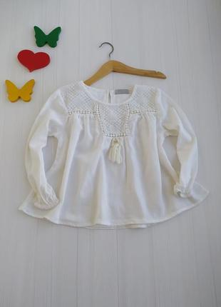 6 лет блуза для девочки