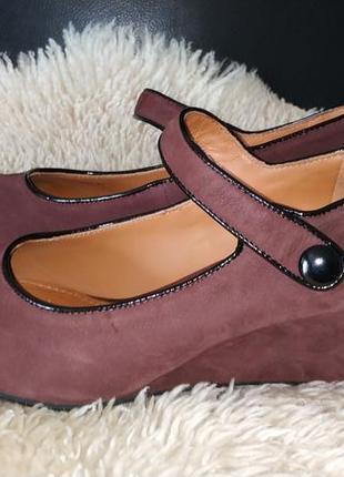 Geox туфлі шкіра зовні та всередині