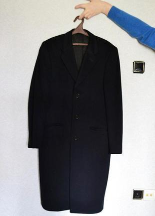 Ing loro piana оригинал пальто мужское шерсть.