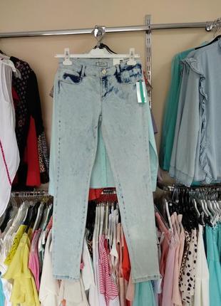 Вареные джинсы pimkie