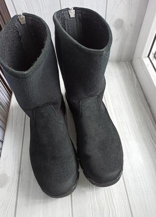Крутейшые ботинки на грубой толстой подошве2 фото