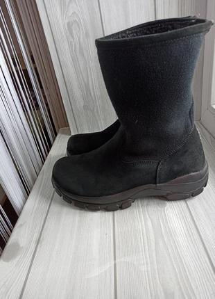 Крутейшые ботинки на грубой толстой подошве3 фото