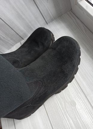 Крутейшые ботинки на грубой толстой подошве5 фото