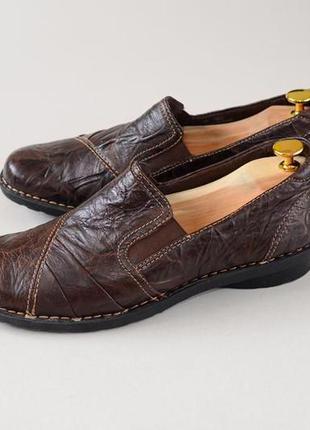 Туфли clarks кожа