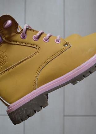 Стильные ботинки -  miss fiori .