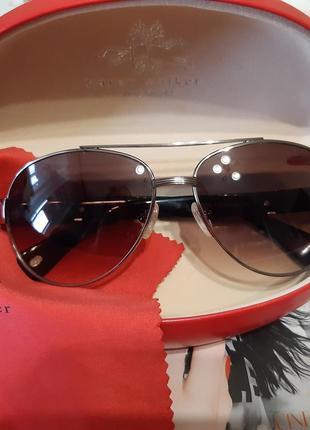Солнцезащитные очки karen walker оригинал авиаторы сонячні окуляри