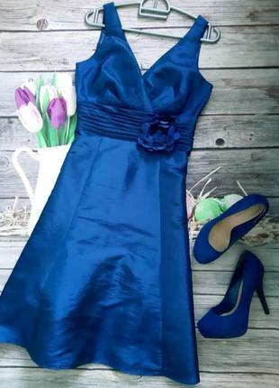 Стильное коктейльное платье1 фото
