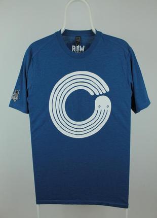 Крутая оригинальная футболка g-star raw for the oceans collection