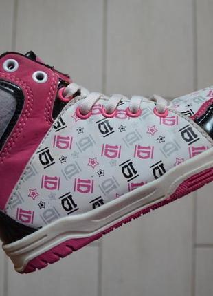 Ботиночки, для девочки - 1d