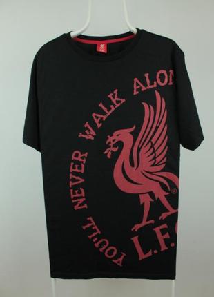 Качественная футболка мерч футбольного клуба ливерпуль