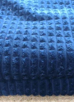Плед микрофибра кубики