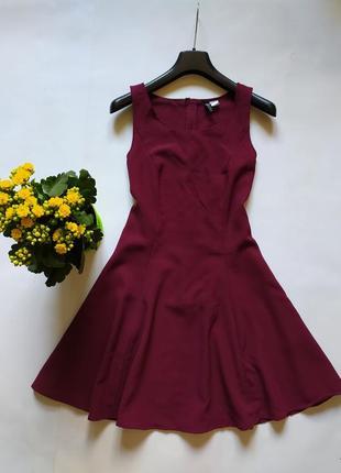 Базовое легкое платье